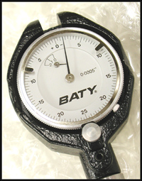 Baty Bore Gauge Head